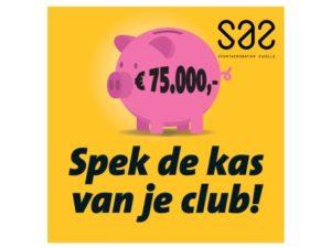"""""""Spek de kas"""" van Sportacrobatiek Zwolle"""