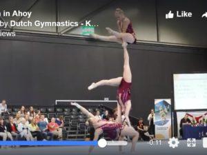 Dutch Gymnastics: The Finals