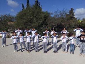 Trainingspakken naar Tunesië