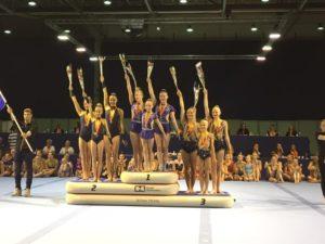 Dutch Gymnastics `The Finals`