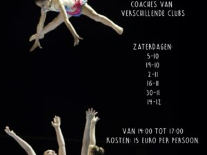 Open Club Trainingen