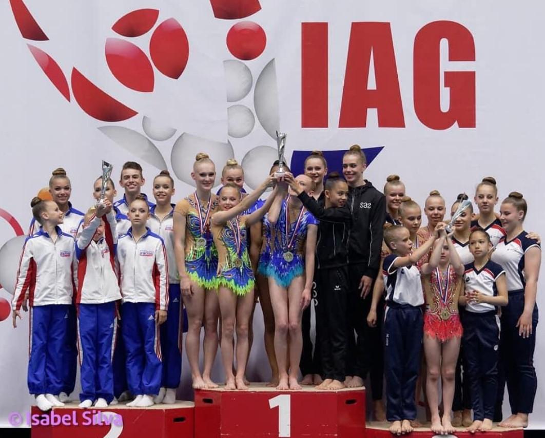 IAG Teams Prijs